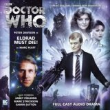 Doctor Who, Audiobook. Eldrad Must Die