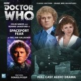 Doctor Who Audiobook, Spaceport Fear