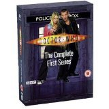 New Doctor Who, Christopher Eccleston, Complete Series 1 DVD