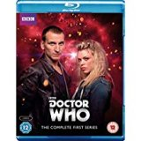 New Doctor Who, Christopher Eccleston, Complete Series 1 Blu Ray