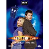 Doctor Who, David Tennant, The Complete Series 2 DVD Boxset USA