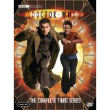 Doctor Who, David Tennant, Complete Series 3 DVD boxset US