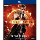 Doctor Who, David Tennant, The Complete Specials, Blu Ray USA