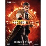 Doctor Who, David Tennant, The Complete Specials, DVD boxset
