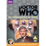 Doctor Who, The Ambassadors Od Death, Jon Pertwee