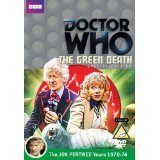 Doctor Who, Jon Pertwee, The Green Death Special Edition