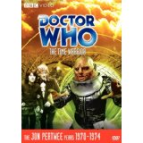 Doctor Who, Jon Pertwee, The Time Warrior, US Region 1 DVD