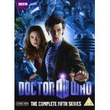 Doctor Who, The Complete Fifth Series, Matt Smith