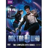 Doctor Who, The Complete  Fifth Series, Matt  Smith, Region 1 DVD