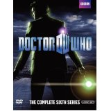 Doctor Who, Matt Smith, The Complete Series 6, US Region 1  DVD