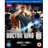 New Doctor Who, Series 7 part 1 Blu Ray, Matt Smith