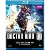 Doctor Who, Matt Smith, Series 7 part 2 Blu Ray