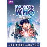 Doctor Who, The Ice Warriors, Patrick Troughton, US Region 1 DVD