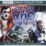 Doctor Who, The Enemy Of The World, Audio CD, Patrick Troughton