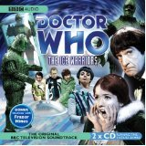 Docto Who, The Ice Warriors Audio CD
