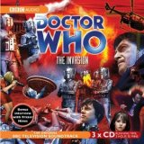 Doctor Who, Patrick Troughton, The Invasion Audio CD