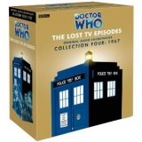 Doctor Who: The Lost TV Episodes: Collection 4 1967