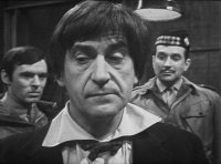 Doctor Who, Patrick Troughton, The Web of Fear
