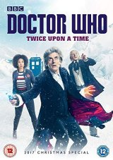 Doctor Who, Peter Capaldi, 2017 Christmas Special, Twice Upon A Time DVD