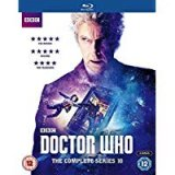 Doctor Who, Peter Capaldi, Complete Series 10 DVD