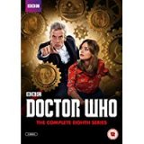 Doctor Who, Peter Capaldi, Complete Series 8 DVD