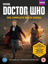 Doctor Who, Peter Capaldi, Complete Series 9 DVD