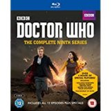 Doctor Who, Peter Capaldi, Complete Series 9 Blu Ray