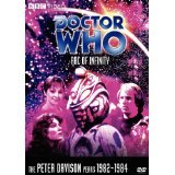 Doctor Who, Peter Davison, Arc of Infinity US Region 1 DVD