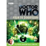 Doctor Who, Four To Doomsday, Peter Davison