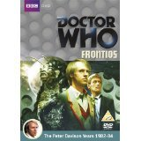 Doctor Who, Frontios, Peter Davison