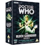 Doctor Who, The Black Guardian Trilogy