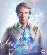 Doctor Who, Peter Davison, Complete Series 19 Blu Ray