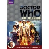 Doctor who, The Visitation Special Edition DVD, Peter Davison