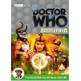 Doctor Who, Battlefield, Sylvester McCoy