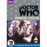 Doctor Who, Paradise Towers, Sylvester McCoy