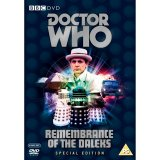 Doctor Who, Remembrance of the Daleks DVD , Sylvester McCoy