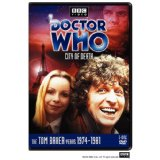 Doctor Who, The City of Death, Tom Baker, US Region 1 DVD