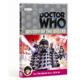 Doctor Who, Destiny of the Daleks, Region 2 Europe / UK DVD