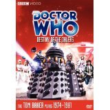 Doctor Who, Destiny Of The Daleks, Tom Baker, Region 1 US DVD