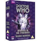 Doctor Who, Revenge Of The Cybermen, Tom Baker