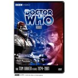 Doctor Who, Tom Baker, Robot, Region 1 US DVD
