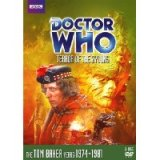 Doctor Who, Terror Of The Zygons Special Edition DVD, Tom Baker, US Region 1 DVD