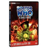 Doctor Who, Tom Baker, The Brain  of Morbius, US Region 1 DVD