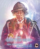 Doctor Who, Tom Baker  - The Collection Series 14 Blu Ray