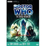 Doctor Who, The Deadly Assassin, Tom Baker, US Region 1 DVD
