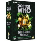Doctor Who, The E Space Trilogy, Tom Baker