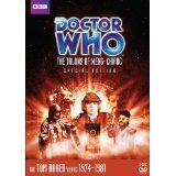 Doctor Who, The Talons of Weng Chiang Special Edition, US Region 1 DVD